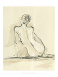 Neutral Figure Study III Reproduction d'art par Ethan Harper