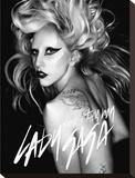 Lady Gaga-Born This Way Tableau sur toile