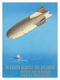 Deutsche Zeppelin Reederei c1935