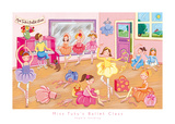Miss Tutu's Ballet Class