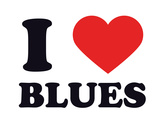 I Heart Blues