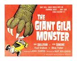 The Giant Gila Monster - 1959