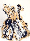Yves Klein's Violins