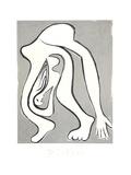 Femme Acrobate