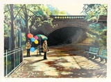 Balloons in Central Park