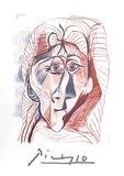Visage De Femme De Face