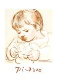 Enfant Deieunant