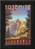 Yosemite  Glacier Point Hotel