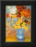 Vase of Flowers  c1887