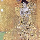 Portrait of Adele Bloch-Bauer I  c1907