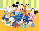 Disney Babies Kid Doctors