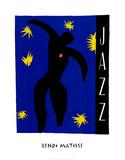 Jazz Reproduction d'art par Henri Matisse