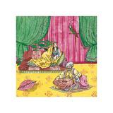 Arabian IV Reproduction d'art
