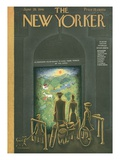 The New Yorker Cover - June 28  1941