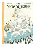 The New Yorker Cover - June 3  1939