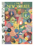 The New Yorker Cover - December 24  1955
