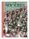 The New Yorker Cover - December 7  1946