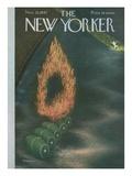 The New Yorker Cover - November 22  1947