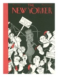 The New Yorker Cover - May 1  1937