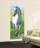 White Horse Mural