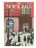 The New Yorker Cover - September 16  1939