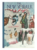 The New Yorker Cover - February 24  1940