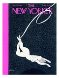 The New Yorker Cover - April 23  1938