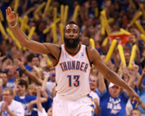 Oklahoma City  OK - June 2: James Harden