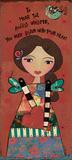 Guardian Angel V Reproduction d'art par Jo Moulton