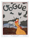 Vogue Cover - October 1924
