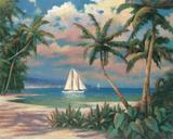 Yacht Making Sail