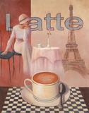 Latte-Tour Eiffel