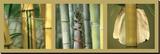 Bambous Tableau sur toile par Laurent Pinsard