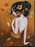 Le Papillon De Cuivre Tableau sur toile par Sybile