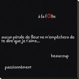 Aucun Pétale Tableau sur toile par Audrey & Fabrice Cilpa