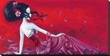 Enchanted Breeze Tableau sur toile par Sybile