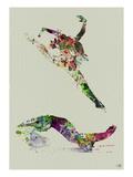 Ballet Watercolor 3