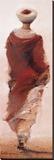 Bédouin Rouge Tableau sur toile par Yann Letestu