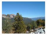 Sierra Mountains 1