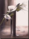 Bouquet Blanc I Tableau sur toile par Olivier Tramoni