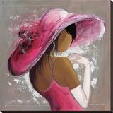Tiffany Tableau sur toile par Johanna