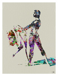 Ballet Watercolor 1