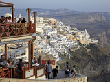 Fira  Santorini  Cyclades Islands  Greek Islands  Greece  Europe