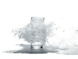 A Shattering Glass of Water