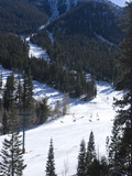 Las Vegas Ski and Snowboard Resort  Mount Charleston  Near Las Vegas  Nevada  United States of Amer