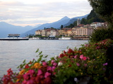 Town of Bellagio and Lake Como  Lombardy  Italian Lakes  Italy  Europe