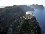 Cap De Formentor  Mallorca  Balearic Islands  Spain  Mediterranean  Europe
