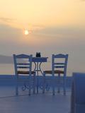 Firostefani  Santorini  Cyclades Islands  Greek Islands  Greece  Europe