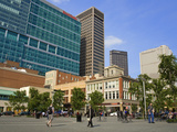 Market Square  Pittsburgh  Pennsylvania  United States of America  North America