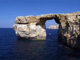 Azure Window  Dwejra Bay  Gozo  Malta  Mediterranean  Europe